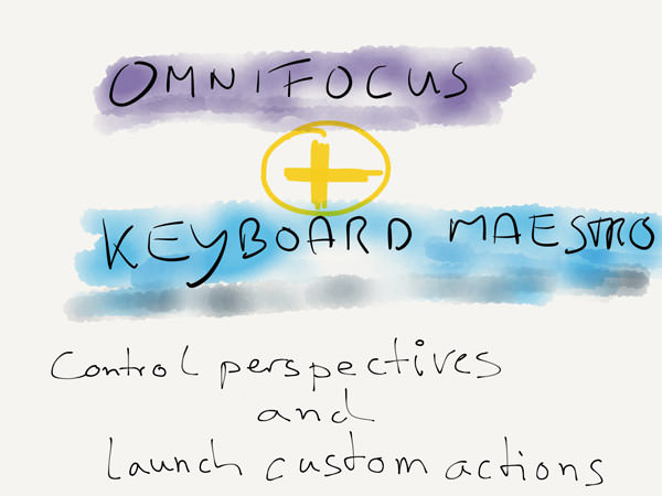 Keyboard Maestro as OmniFocus's Little Helper → via @welkerpatrick