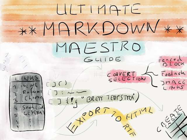 Ultimate Markdown Maestro Guide → via @welkerpatrick