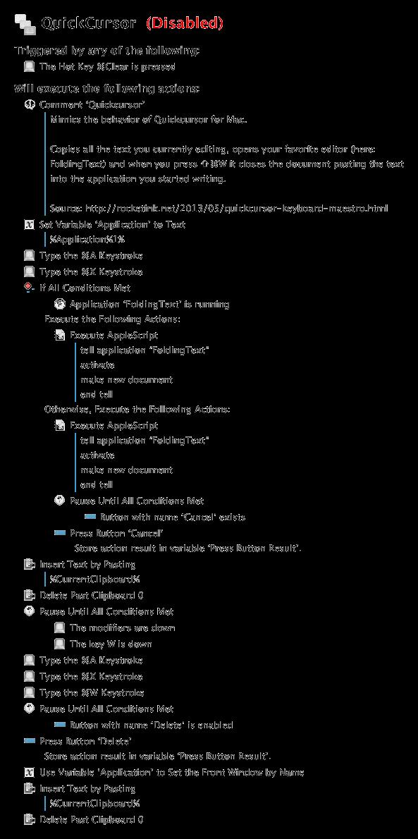 quick-cursor