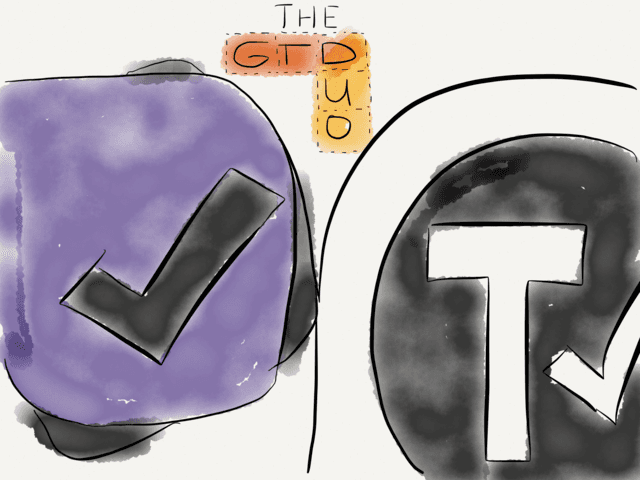 The GTD Duo - TaskPaper and OmniFocus → via @_patrickwelker