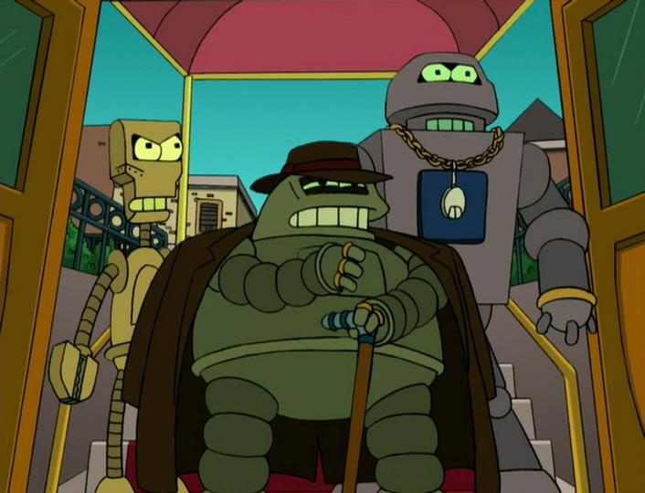 robot mafia