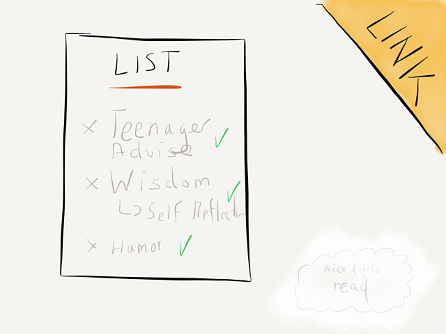LINK – 18 Things We Should Have Been Taught As Teenagers → via @_patrickwelker