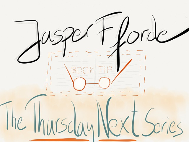 The Thursday Next Series By Jasper Fforde → via @_patrickwelker