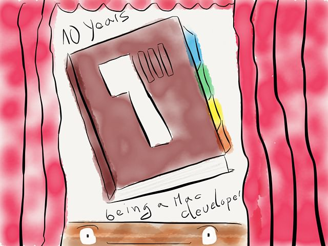 Ten Years a Mac Developer → via @_patrickwelker